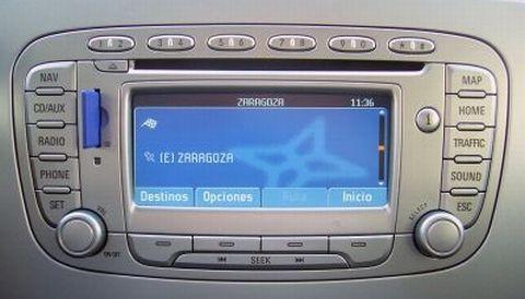 ford blaupunkt travelpilot fx np 1700