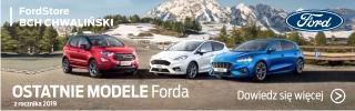 Kliknij i poszukaj nowego Forda!